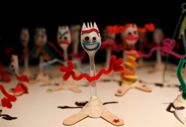 forky toy story 4 details