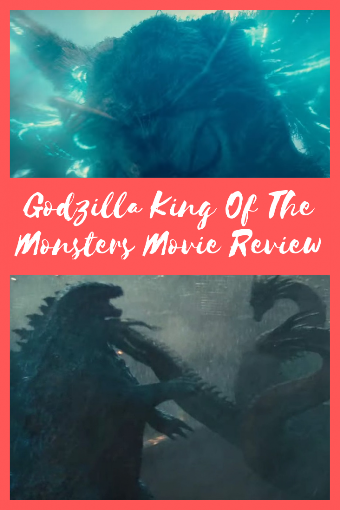 Godzilla King Of The Monsters Movie Review For Dummies