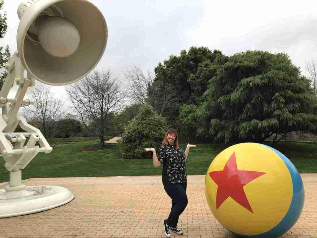 Tour Of Pixar Studio Campus In San Francisco