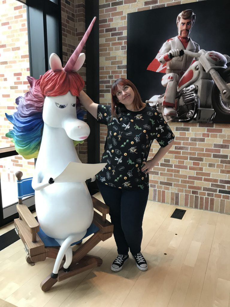 pixar studio campus unicorn
