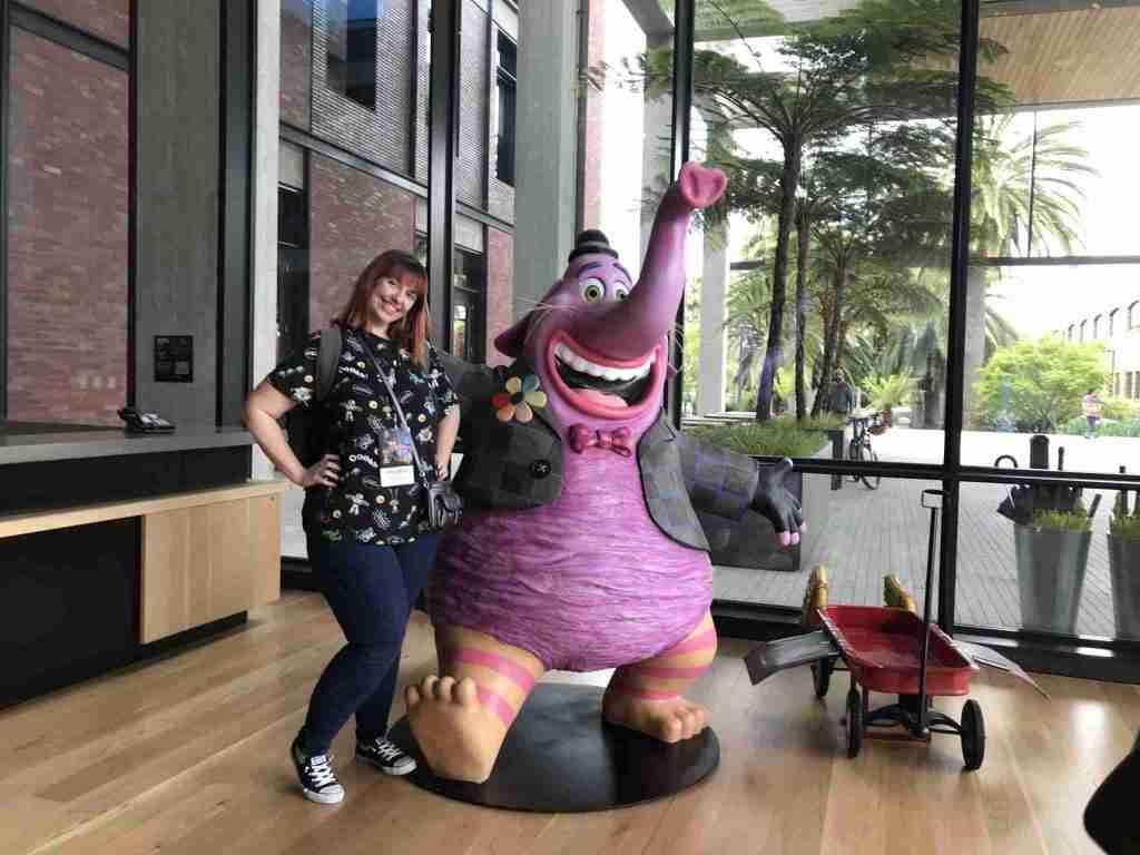 pixar studio campus bing bong