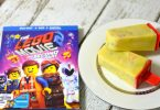 The LEGO Movie 2 Blu-ray/DVD: Jello Pudding Pops Recipe