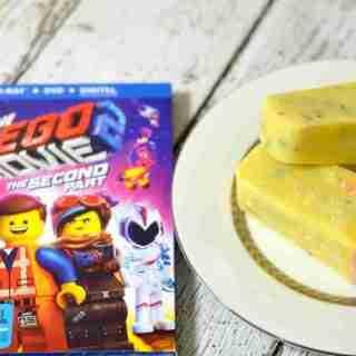 The LEGO Movie 2 Blu-ray/DVD: Jello Pudding Pops Recipe