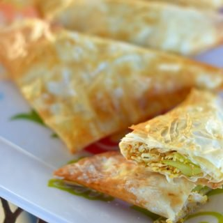 Air Fryer Samosas Recipe: An Indian Dish