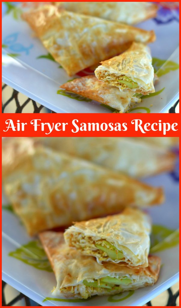 Air Fryer Samosas Recipe An Indian Dish Guide 4 Moms