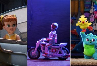 Meet The New Characters In Toy Story 4