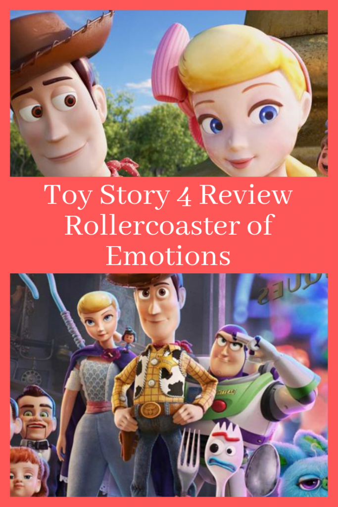 Toy Story 4 Movie Review: The Most Emotional One Yet