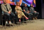 Interview With Keanu Reeves, Tim Allen & Christina Hendricks: Toy Story 4