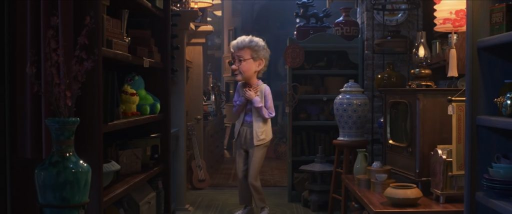 Toy Story 4's Antique Shop Has Easter Eggs From Every Pixar Movie