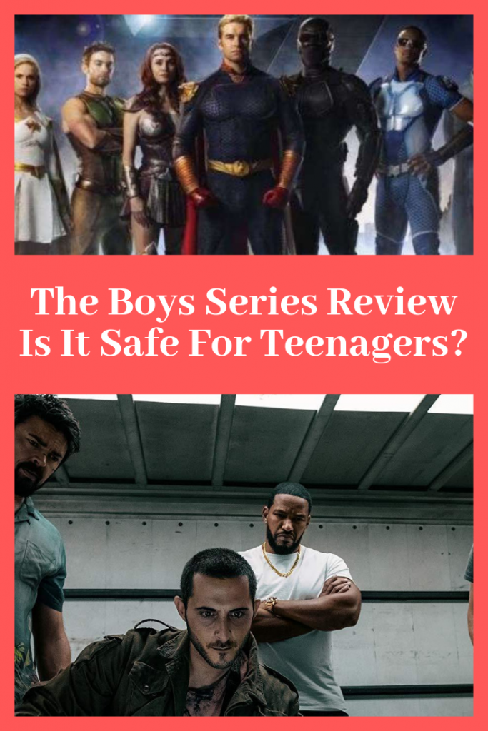'The Boys' Amazon Prime Review - Safe For Teenagers?