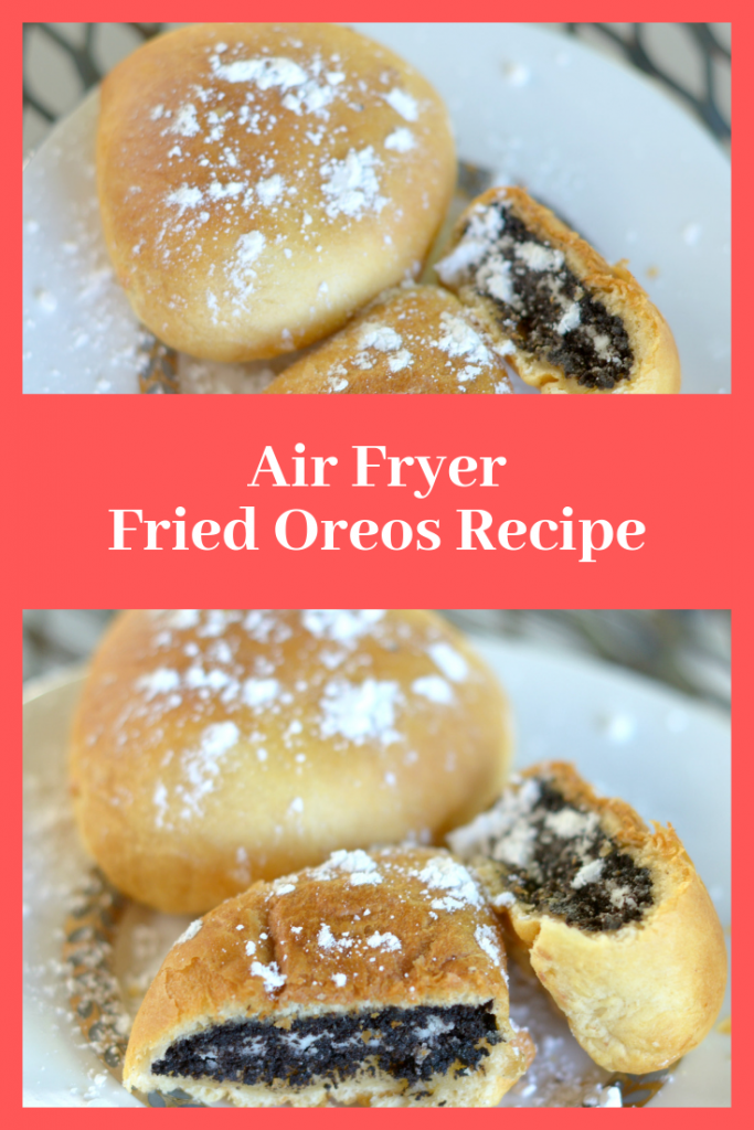 Air Fryer Fried Oreo Recipe