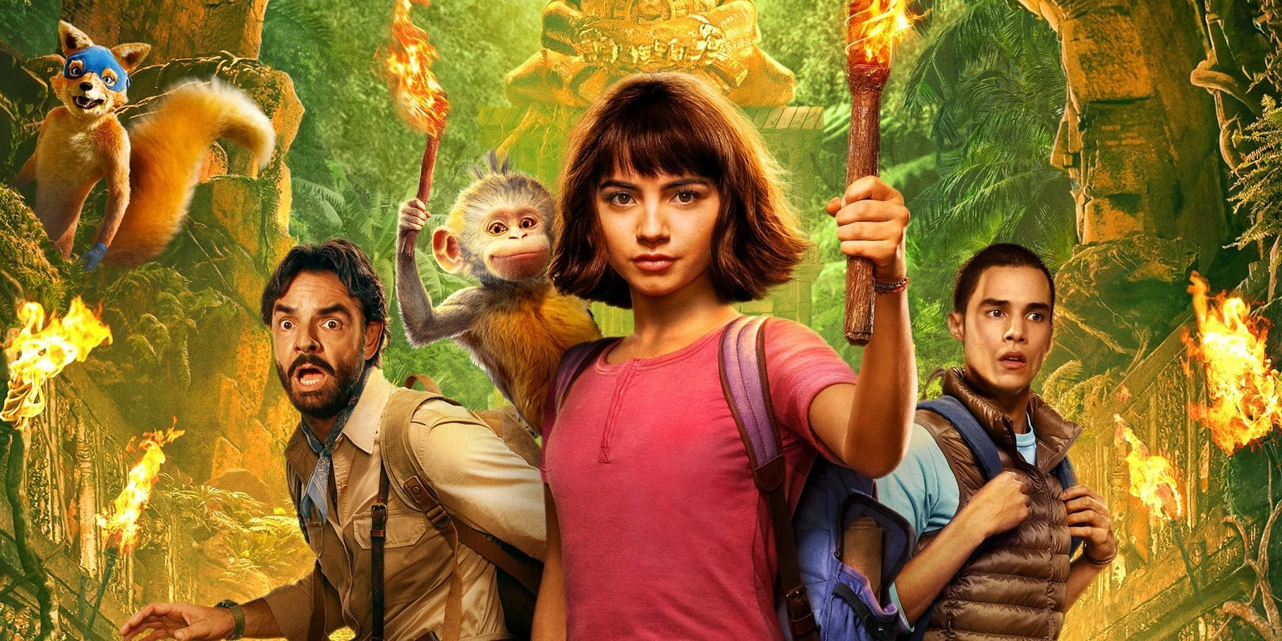 The New Dora Movie Is Cheesy, Corny & Totally Adorable