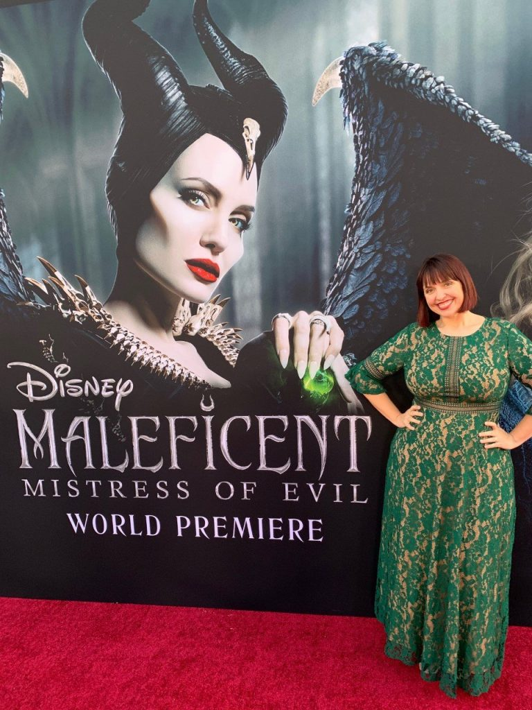 Maleficent Mistress Of Evil Red Carpet Premiere After Party