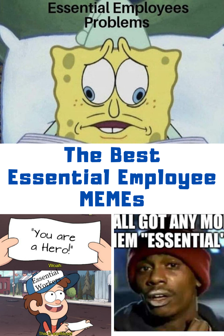 The Funniest Essential Employee Memes On The Internet