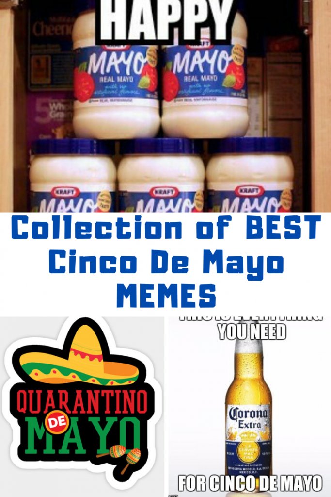 The Best Cinco De Mayo Memes Taco Tuesday Corona