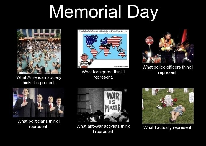 Memorial Day Memes To Share on Facebook