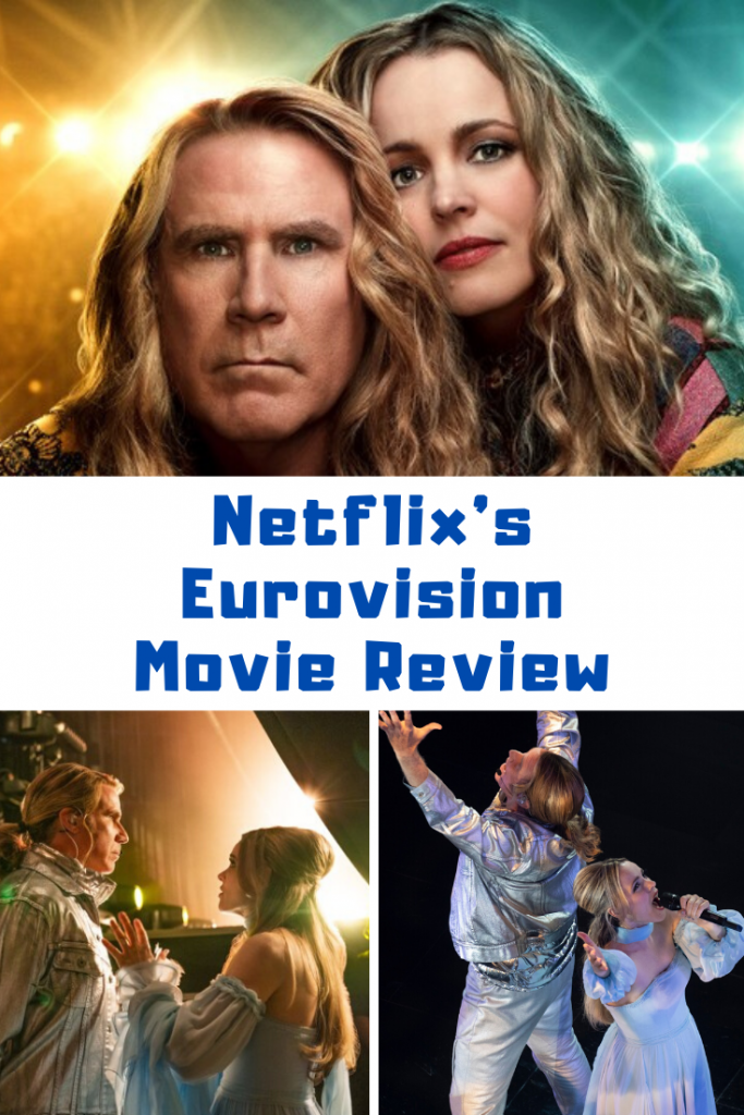 Netflix's Eurovision Movie Review