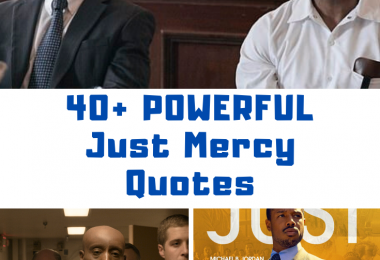 Just Mercy Quotes