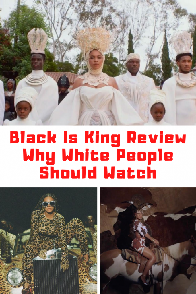 Black Is King Review