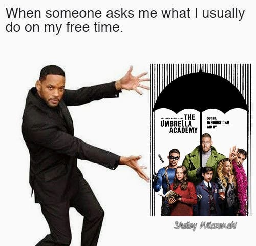 The Umbrella Academy Memes