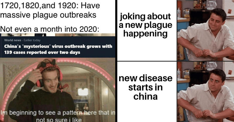 Collection of Funny Bubonic Plague Memes 2020 - Guide For ...