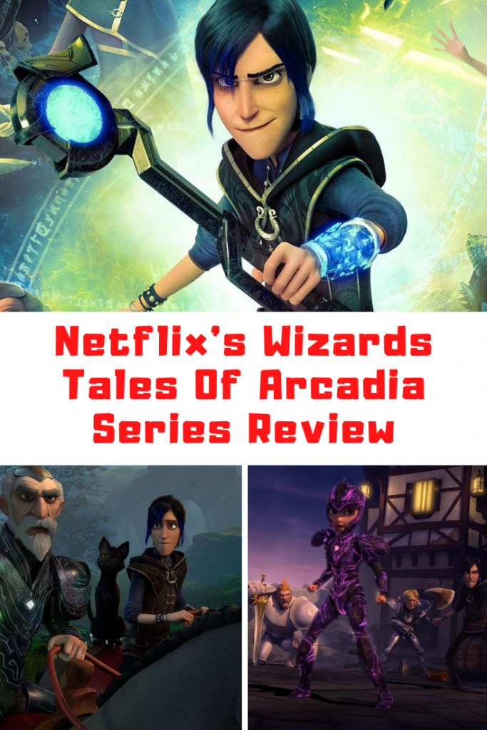 Wizards: Tales Of Arcadia Review