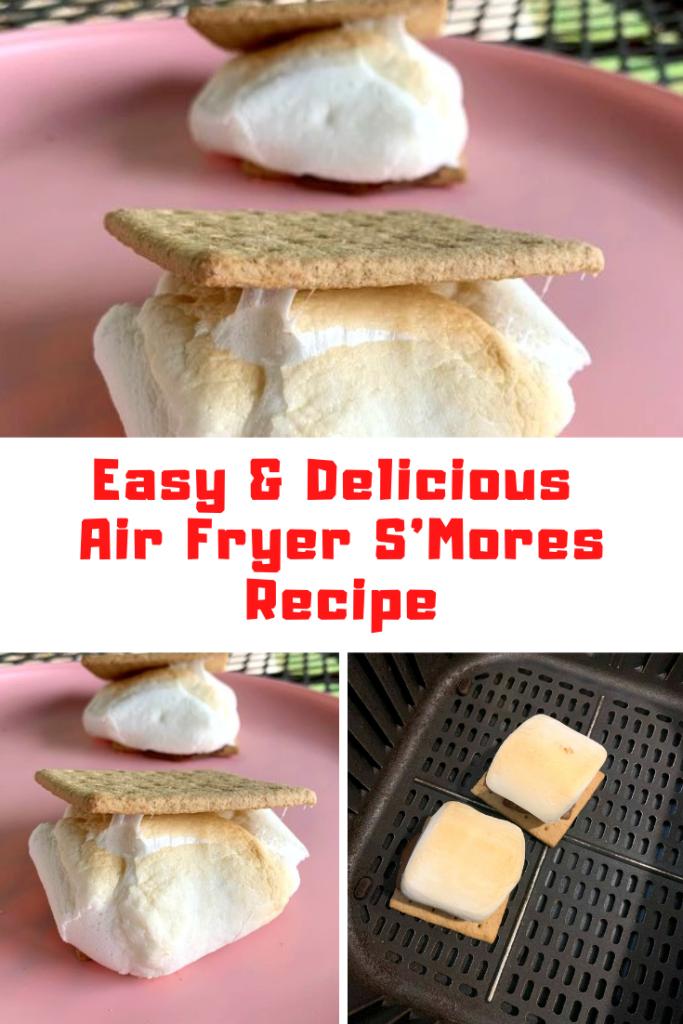 Air Fryer S'Mores Recipe 4