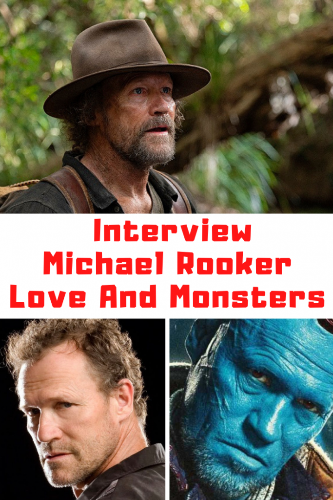 Michael Rooker Interview Love And Monsters