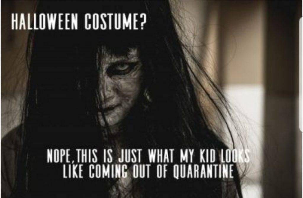 BEST Funny Covid Halloween Memes 2020 - Guide 4 Moms
