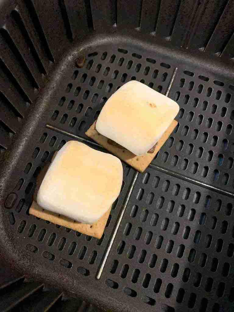 Air Fryer S'Mores Recipe 1