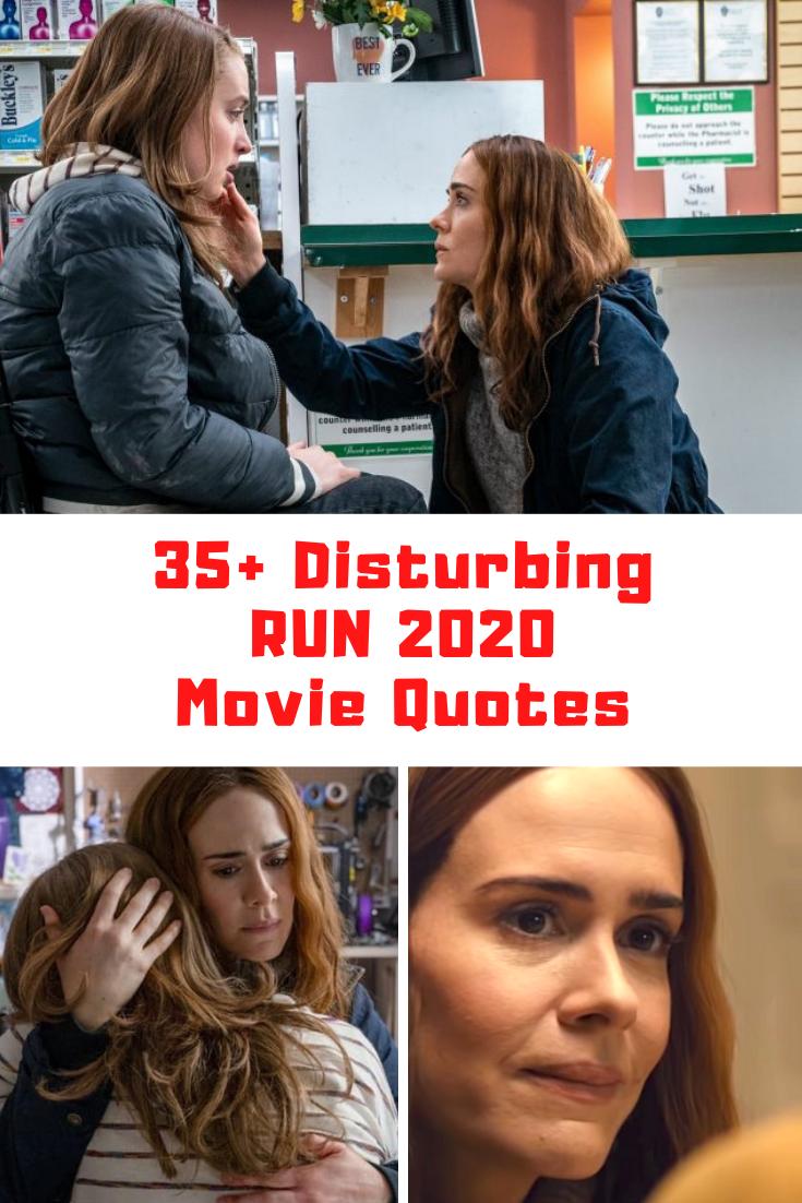 RUN Movie Quotes