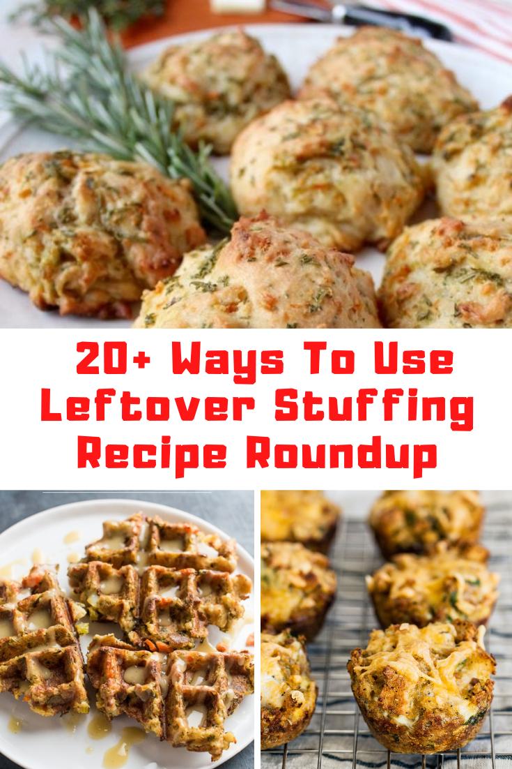 Leftover Stuffing Recipes