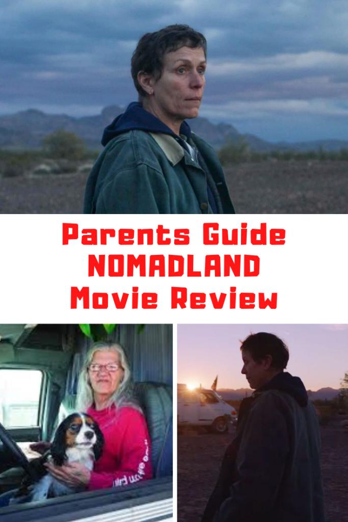 Nomadland Parents Guide