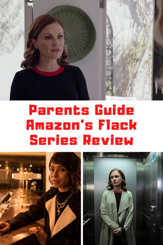 Amazon Flack Parents Guide