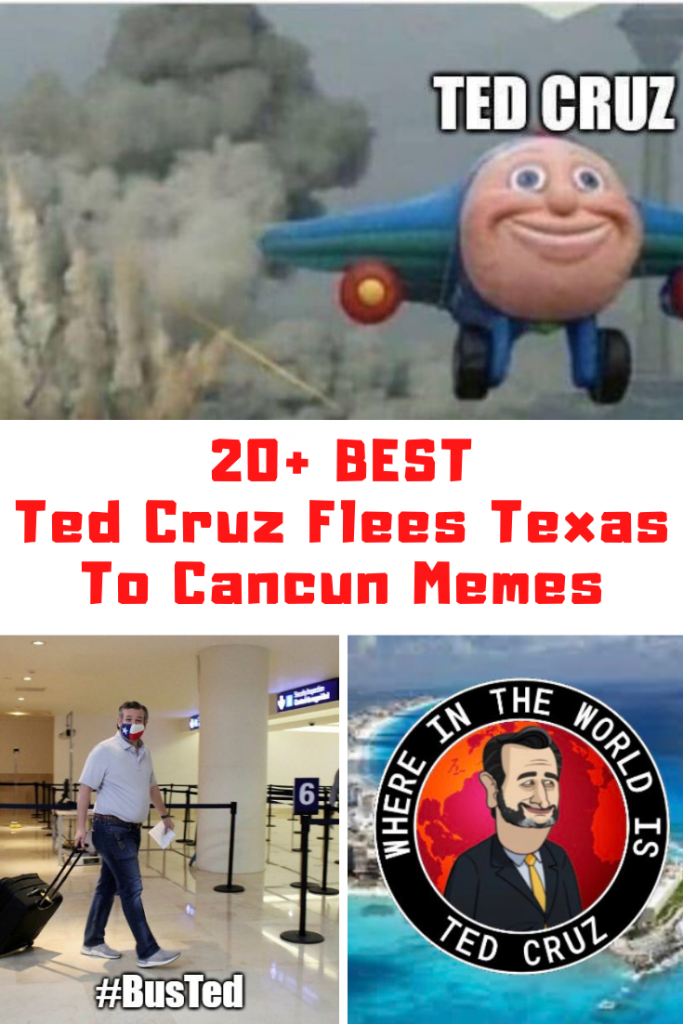Best Fleeing Texas For Cancun Ted Cruz Memes Guide For Moms