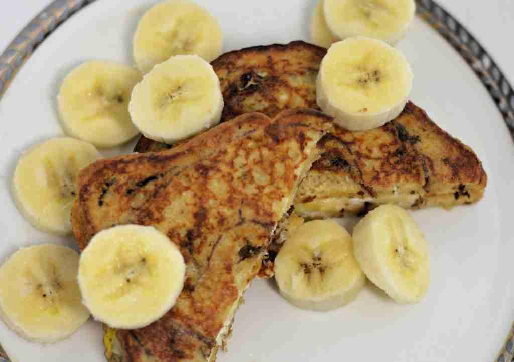Weight Watchers Banana Stuffed French Toast Recipe
