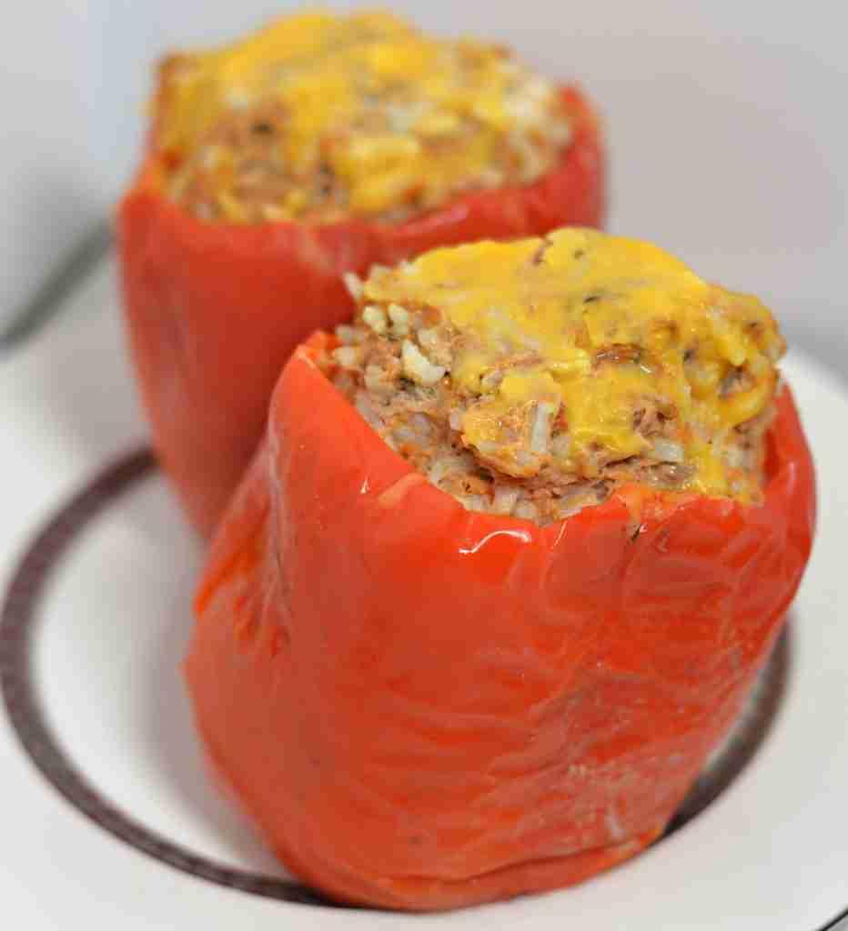Weight Watchers Instant Pot Stuffed Peppers Recipe