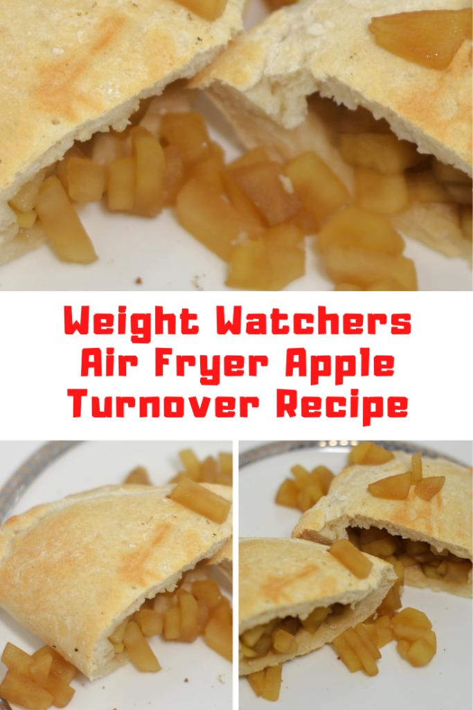 Weight Watchers Air Fryer Apple Turnover Recipe