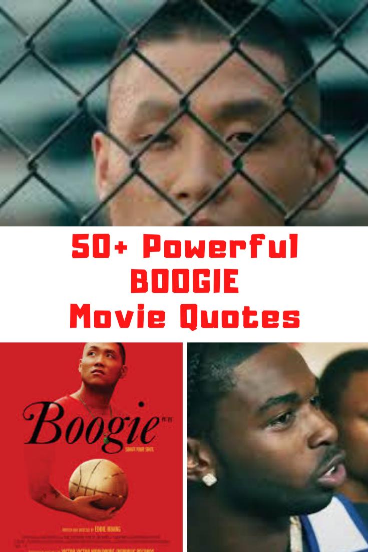 Boogie Movie Quotes