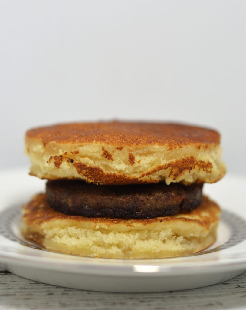 BlackStone Griddle Sausage McGriddle Recipe
