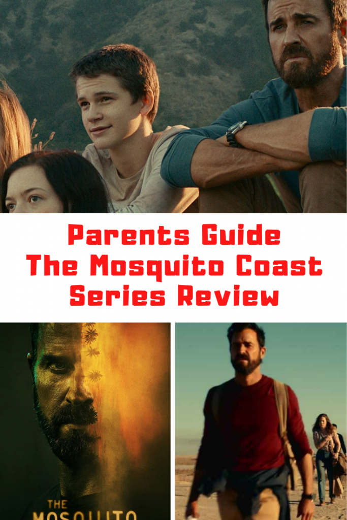The Mosquito Coast Parents Guide