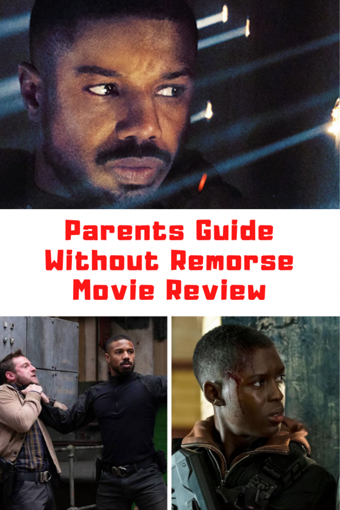 Without Remorse Parents Guide