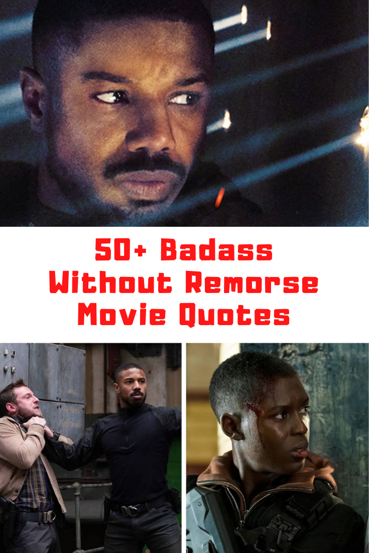 Without Remorse Movie Quotes