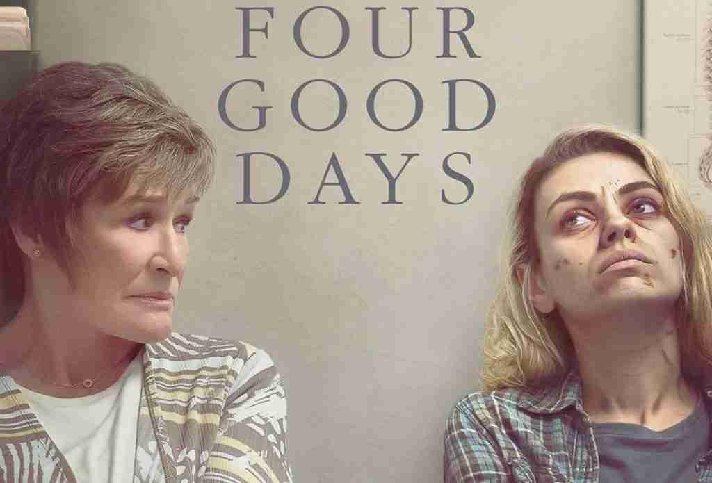 Four Good Days Quotes