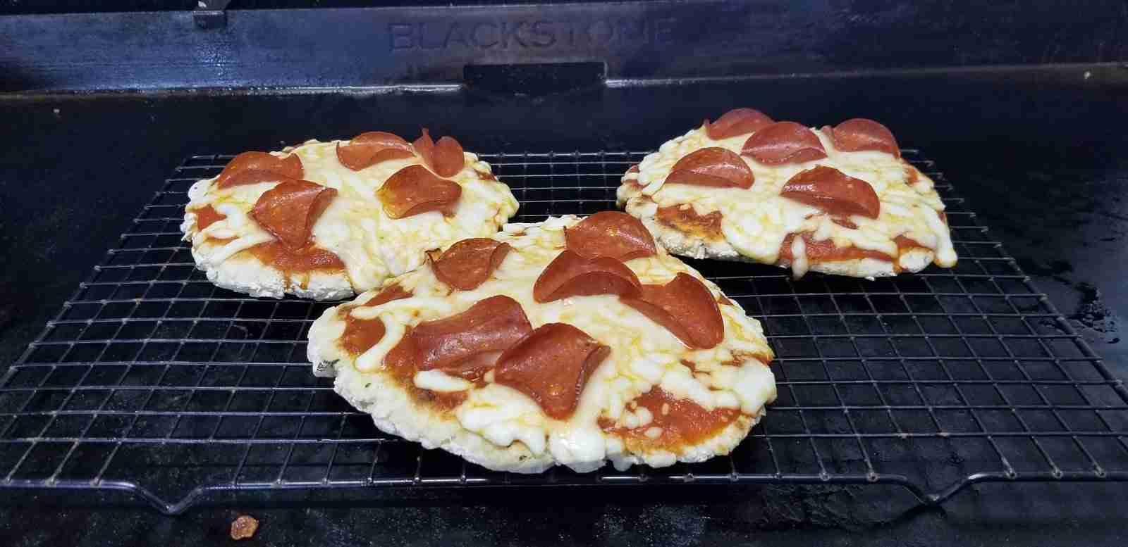 Blackstone Griddle Weight Watchers PIZZA Recipe
