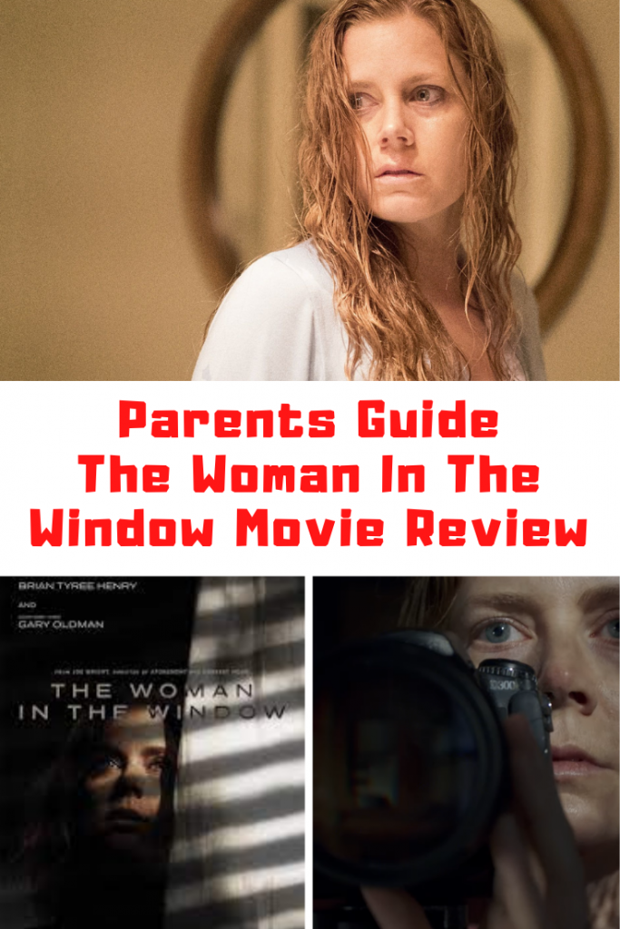 The Woman In The Window Parents Guide
