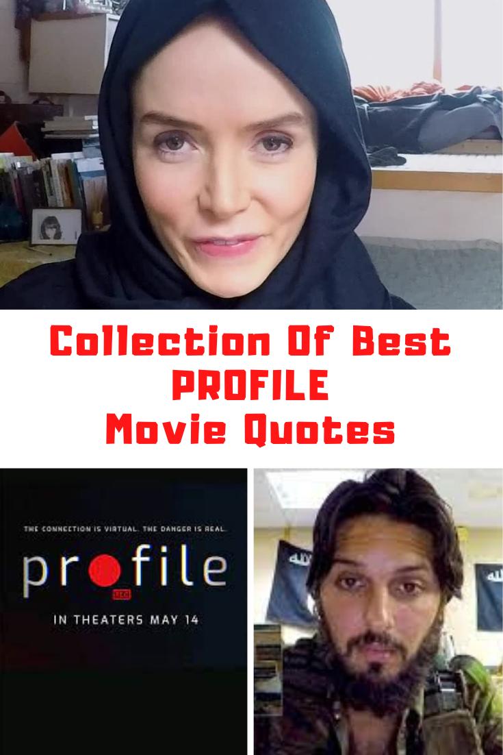 Profile Movie Quotes