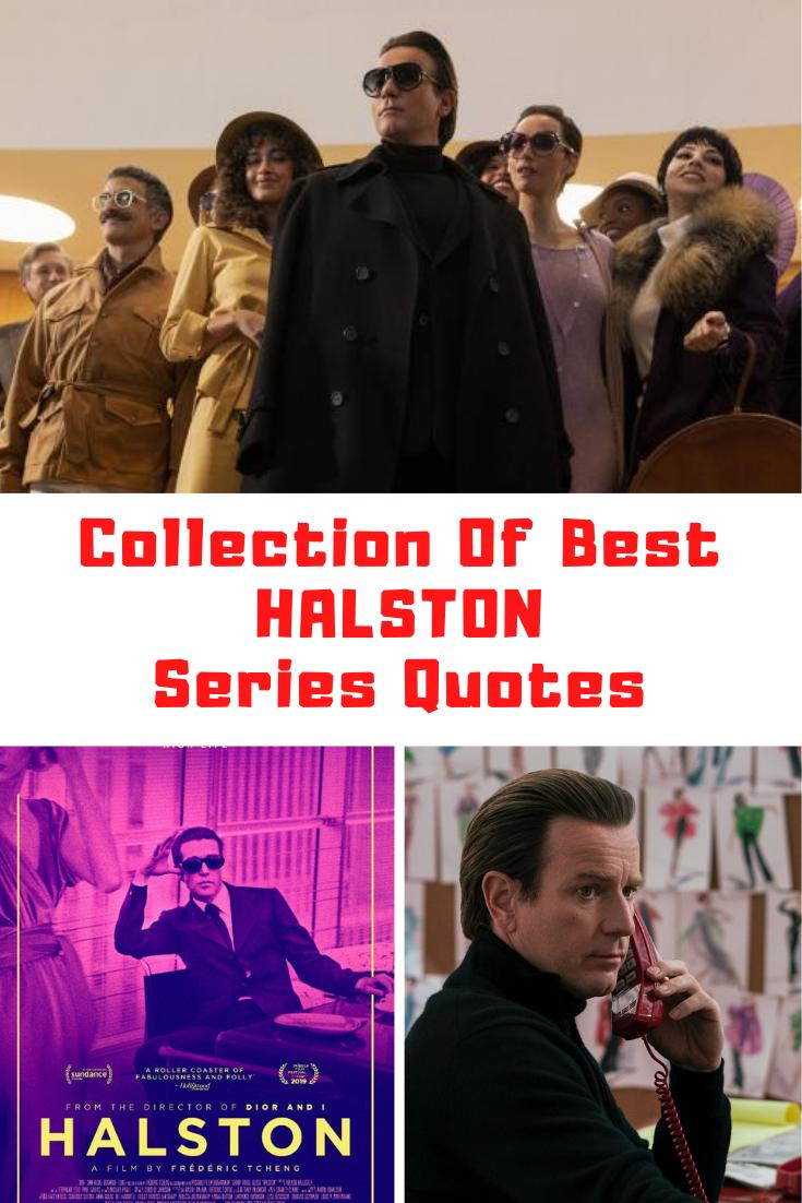 Netflix's Halston Quotes