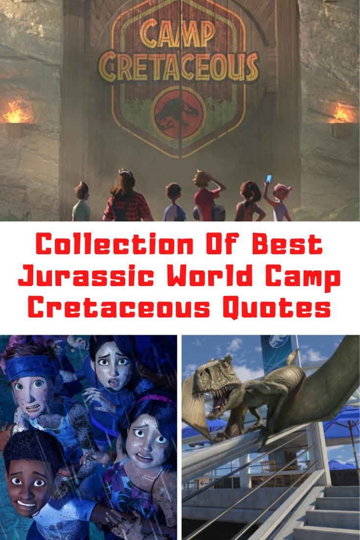 Jurassic World Camp Cretaceous Season 3 Quotes