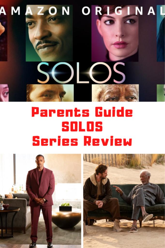 Amazon Prime Video SOLOS Parents Guide